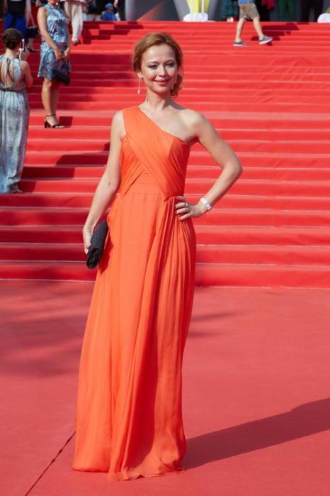 Елена Захарова посетила закрытие кинофестиваля в Москве 29 июня 2013 года. Фото: Oleg Nikishin/Getty Images for Artefact