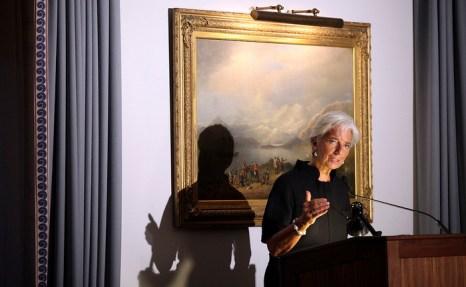 Кристин Лагард. Фото: International Monetary Fund/flickr.com