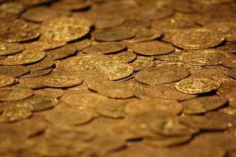 В США супружеская пара нашла клад золотых монет. Фото: Lawrence OP/flickr.com