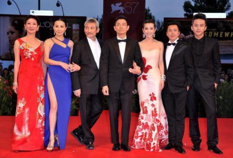 Наряды китайских звезд на красном ковре  67 Венецианского кинофестиваля. Фото: Getty Images