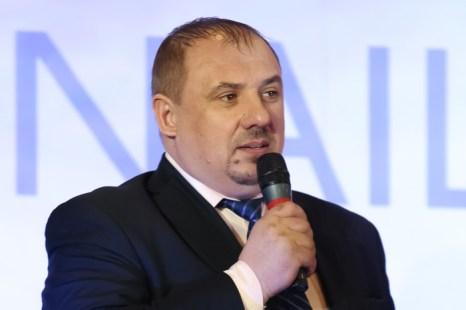 Сергей Заремба,генеральный директор компании СиАиЭн (Москва). Фото предоставлено организаторами выставки NAILEXPO