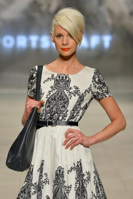 Бренд  Sportscraft на Mercedes-Benz Fashion Festival 2012 в Сиднее.  Часть 1.  Фоторепортаж.   Фото:  Stefan Gosatti/Getty Images