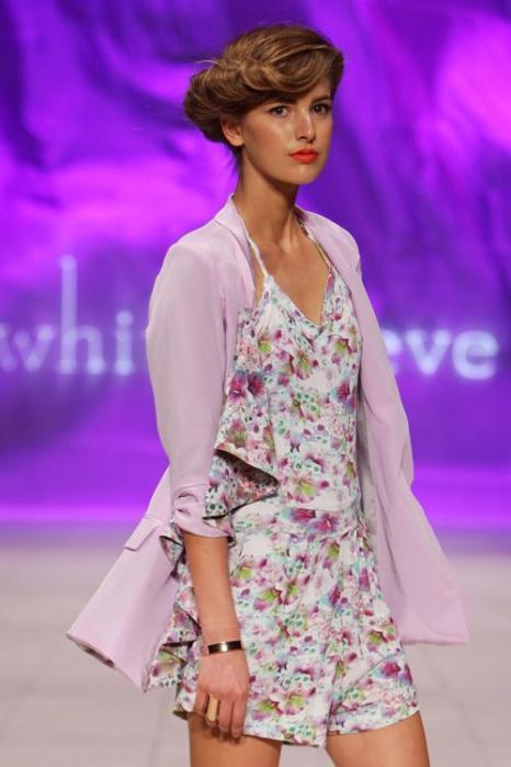 Коллекция от Whitney Eve на фестивале моды в Сиднее.  Фоторепортаж. Фото: Lisa Maree Williams/Getty Images