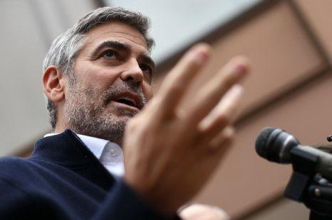 Джордж Клуни. Фото: Win McNamee/GettyImages