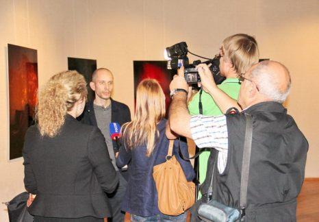 Алексей Кузмичёв: художник, фотограф, Москва. Фото: Александр Трушников/Великая Эпоха (The Epoch Times)