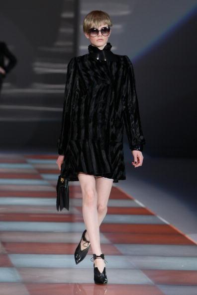 Коллекция от Emporio Armani на миланской Неделе моды. Фото: Vittorio Zunino Celotto/Getty Images