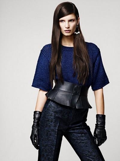 Лукбук H&M сезона осень 2012. Фото: hello-style.com