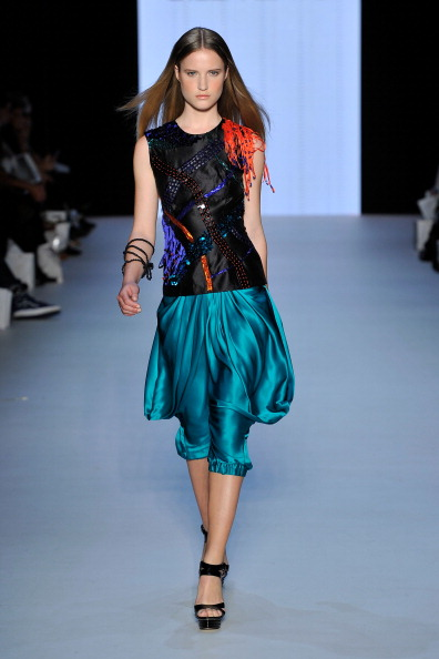 Фоторепортаж. Коллекция Billi Keato на Австралийской неделе моды 2011/12. Фото: Stefan Gosatti/Getty Images Entertainment