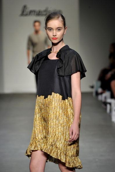 Фоторепортаж. Коллекция Limedrop на Австралийской неделе моды весна-лето 2011/12. Фото: Stefan Gosatti/Getty Images Entertainment