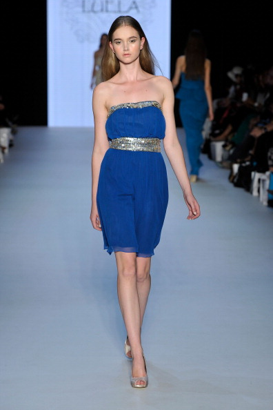 Фоторепортаж. Коллекция Luela на Австралийской неделе моды 2011/12. Фото: Stefan Gosatti/Getty Images Entertainment