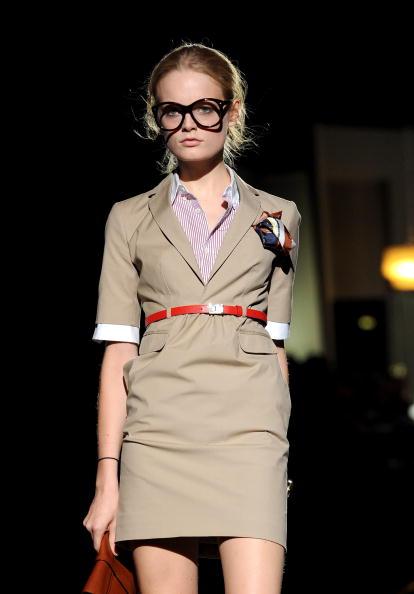 Модные тенденции сезона весна-лето 2011: Стиль