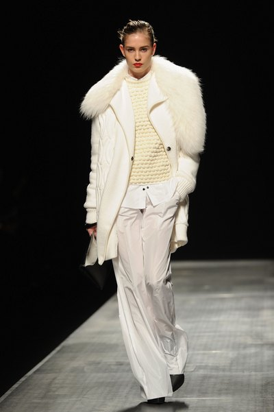 Показ коллекции Sportmax осень-зима 2012/13 на Неделе моды в Милане. Фото: Tullio M. Puglia/Getty Images