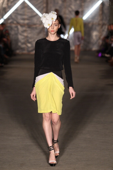 Фоторепортаж. Коллекция Therese Rawsthorne на Австралийской неделе моды 2011/12. Фото: Ryan Pierse/Getty Images Entertainment