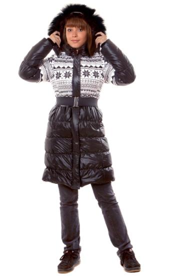Зимнее пальто. Фото: velfi.ru