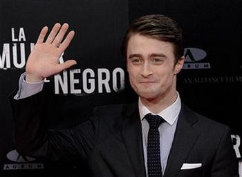 Актер Дэниел Рэдклифф. Фото: Getty Images