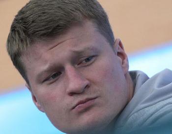 Александр Поветкин. Фото РИА Новости
