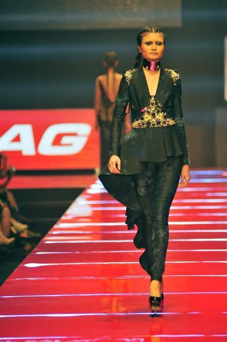 Неделя моды в Филиппинах представила марку JAG. Фото: Veejay Villafranca/Getty Images