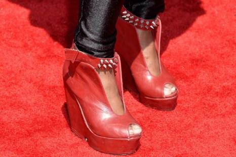 «Молодой Голливуд-2013»: звёзды продемонстрировали модные наряды и аксессуары. Фото: Frazer Harrison/Getty Images