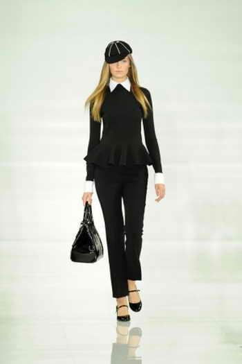 Модный показ Ralph Lauren 12 сентября 2013 г. в Нью-Йорке. Фото: Anton Oparin/Shutterstock*