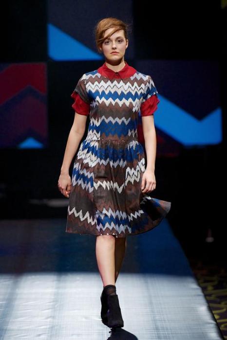 Модное шоу StyleAID 2013 с показом последних коллекций популярных австралийских дизайнеров и брендов прошло 9 августа 2013 года в городе Перт (Австралия). Фото: Stefan Gosatti/Getty Images