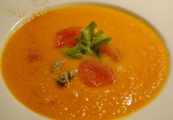 Морковный суп-пюре с кардамоном. Фото: Наталья Орьен/Великая Эпоха/The Epoch Times, Франция