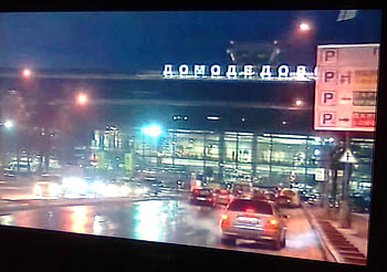 Такси в аэропорт Домодедово. Фото: Великая Эпоха