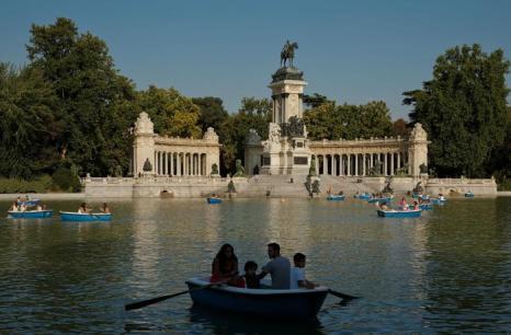 Мадрид. Фото: Gonzalo Arroyo Moreno/Getty Image