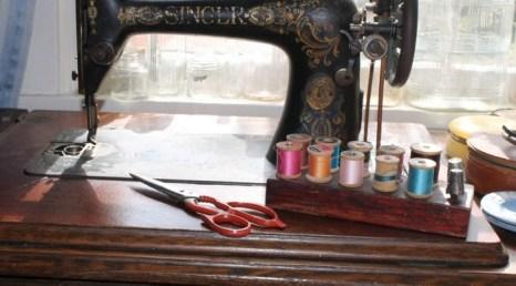 Швейная машинка «Зингер». Фото с сайта southernvintagegeorgia.com