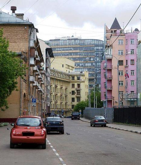Даев переулок. Фото: NVO/wikimedia.org
