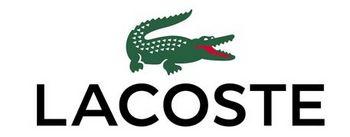 Логотип фирмы  Lacoste