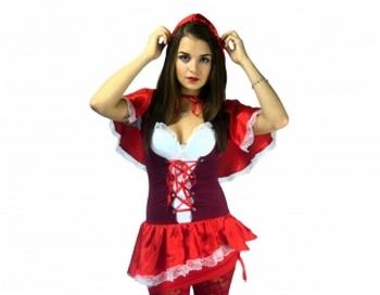 Костюм Красной Шапочки. Фото с сайта bumbio.ru