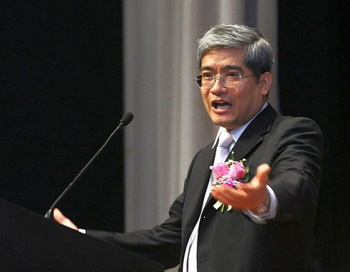 Ларри Лан, профессор факультета финансов Китайского университета в Гонконге. Фото: Wu Lianyou/Великая Эпоха (The Epoch Times)