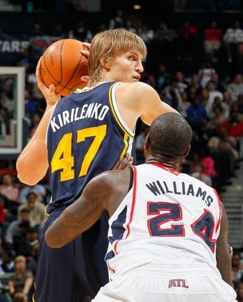 Американский баскетбольный клуб желает видеть Андрея Кириленко в своих рядах. Фото: Getty Images