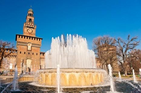Милан. Фото: Luciano Mortula/Photos.com