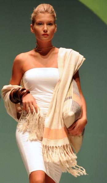 Фестиваль дизайнеров 2011 в Шри- Ланке, 20 ноября 2011. Фото: Ishara S.KODIKARA/AFP/Getty Images