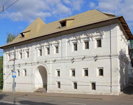Белые палаты. Фото^ A.Savin/wikimedia.org