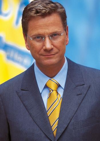 Министр иностранных дел Германии Гидо Вестервелле Фото:  flickr.com