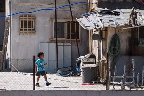 По крышам Старого города. Фото: Хава Тор/Великая Эпоха (The Epoch Times)