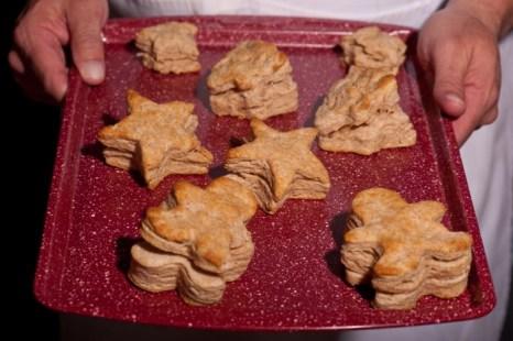 Свежее печенье, только из духовки. Фото: Cat Rooney/Epoch Times