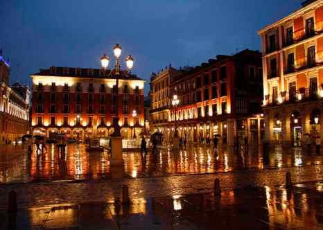 Испания. Вальядолид. Фото: flickr.com/Maria Aguado