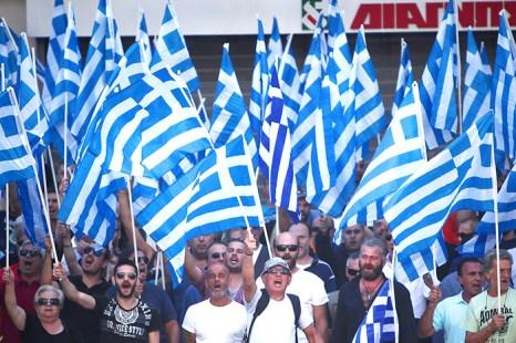 Греция продемонстрирует первые уверенные признаки выхода из рецессии к финалу 2015 года. Фото: ANGELOS TZORTZINIS/AFP/Getty Images