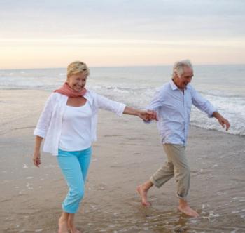 Способность радоваться жизни может продлить жизнь. Фото: Dougal Waters/Getty Images