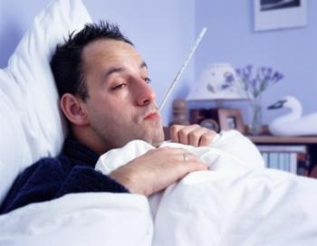 Нам определено  необходимо пересмотреть наше отношение к лихорадке и приему жаропонижающих препаратов. Фото: Alan Thornton/Getty Images