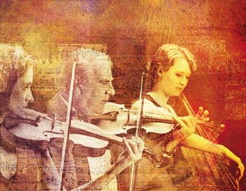 Снять стресс поможет романтическая музыка Чайковского, Шуберта, Шумана, Листа. Фото: Darren Hopes/Digital Vision/Getty Images