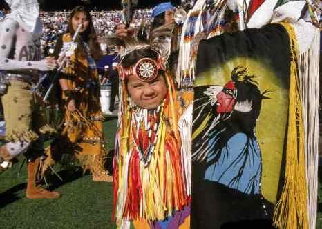 Грандиозный праздник индейского искусства и ремёсел состоится в Финиксе штата Аризона. Фото: George Rose/Getty Images