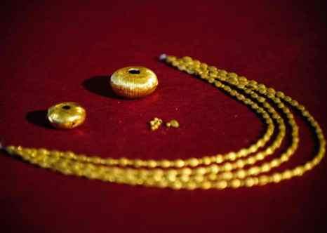 В Государственном историческом музее в Москве пройдёт выставка «Фракийское золото из Болгарии». Фото: DIMITAR DILKOFF/AFP/Getty Images