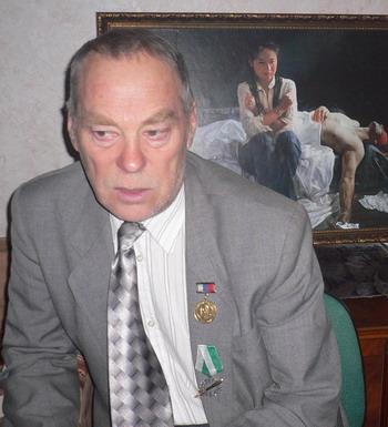Историк, общественный деятель Александр Новиков. Фото: Великая Эпоха