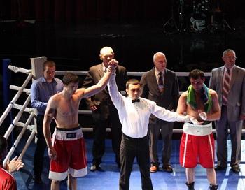 Лепихин удержал звание Чемпиона России. Фото с сайта kubanboxing.ru