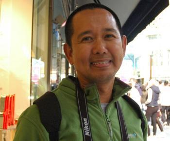 Роммель Мабанга, Манила, Филиппины. Фото: Великая Эпоха (The Epoch Times)