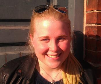 Ида Адольфссон, Лунд, Швеция. Фото с сайта theepochtimes.com